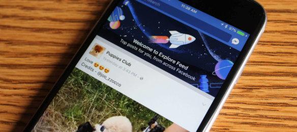 Facebook Explore: nova ferramenta de alcance orgânico sem uso de anúncios
