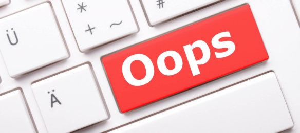 5 Erros Bobos que você comete nas redes sociais que afastam os clientes