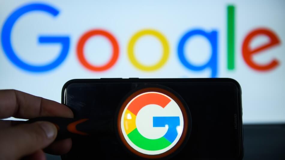 20 anos da Google