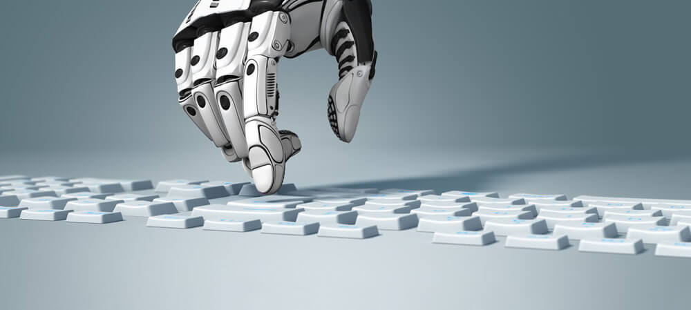 robôs automação 2