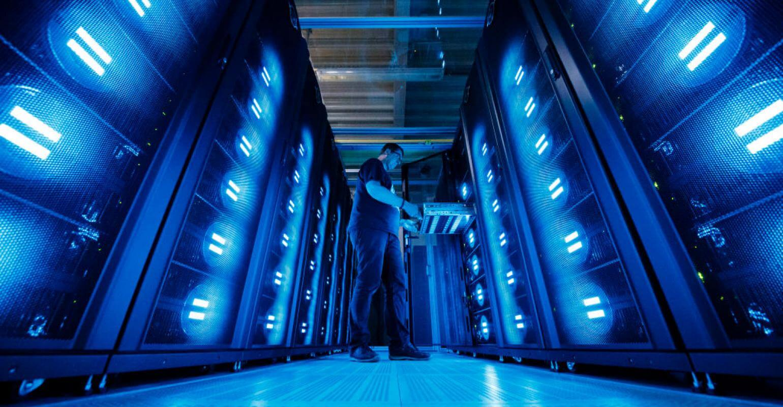 A Intel está construindo o supercomputador mais potente do mundo