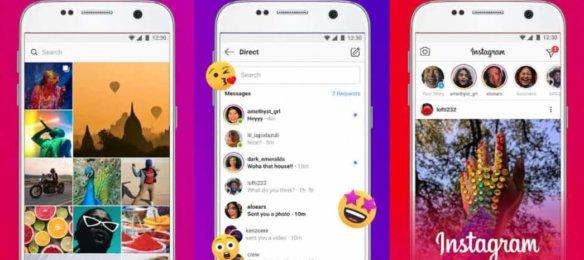 Instagram Lite: versão mais leve do aplicativo e que consome menos dados é lançada