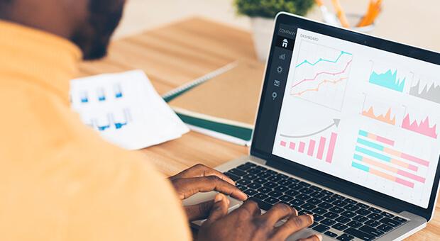Análise de métricas no marketing digital