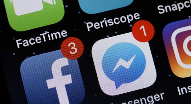 Links nos stories e novas atualizações em redes sociais