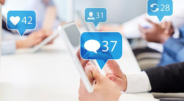 O que são as métricas de alcance e engajamento nas redes sociais?